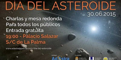 Asteroid Day poster