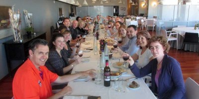 Writers and Bloggers of Spain conference, 2015 at the Parador in Antequera