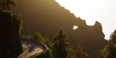 The rhinocerous rock, Tijarafe